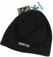 Kama stickad mössa med Gore-Tex, svart