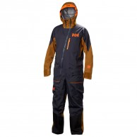 Helly Hansen Ullr Powder suit, skidoverall, blå