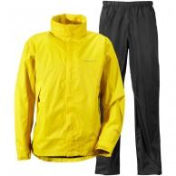 Didriksons Main Mens Set, regnkläder, gul