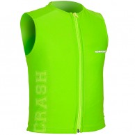 Komperdell Cross Eco Junior Vest, ryggskydd