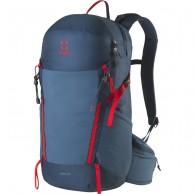 Haglöfs Spira 25 Ryggsäck, blå/röd