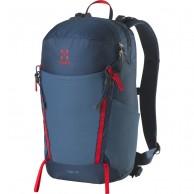 Haglöfs Spira 20 Ryggsäck, blå/röd