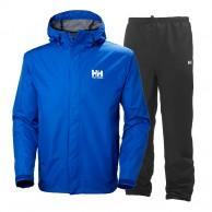 Helly Hansen Seven J regnset, herr, olympian blue