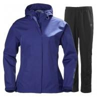 Helly Hansen W Seven J, regnkläder, dam, lavender