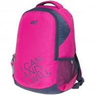 4F Medim barnryggsäck, 10L, pink