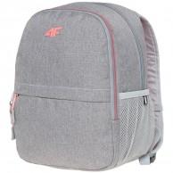 4F Mini, barnryggsäck, 7L, grå
