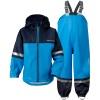 Didriksons Waterman, regnkläder, barn, blå