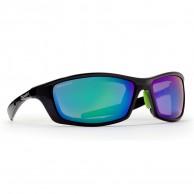 Demon Aspen Outdoor solglasögon, svart/grön
