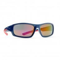 Demon  Kid 6 Junior, solglasögon för barn, Blue / Smoke