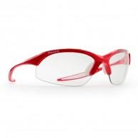 Demon 832 Photochromatic, solglasögon, röd/smoke