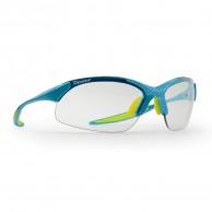 Demon 832 Photochromatic, solglasögon, carbon blå/smoke