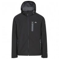 Trespass Accelerator II, softshell jacka, herr, svart