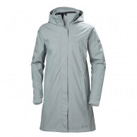 Helly Hansen W Aden Long Insulated, grey
