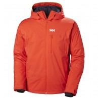 Helly Hansen Double Diamond skidjacka, herr, grenadine