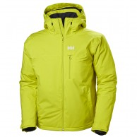 Helly Hansen Double Diamond skidjacka, herr, sweet lime