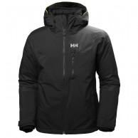 Helly Hansen Double Diamond Skidjacka, Herr, Svart