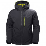 Helly Hansen Double Diamond skidjacka, herr, graphite blue