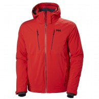 Helly Hansen Alpha 3.0 skidjacka, herr, flag red