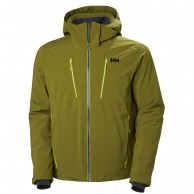 Helly Hansen Alpha 3.0 skidjacka, herr, fir green