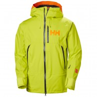 Helly Hansen Sogn Shell Jacket, herr, sweet lime