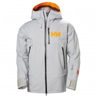 Helly Hansen Sogn Shell Jacket, herr, light grey