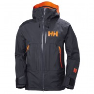 Helly Hansen Sogn Shell Jacket, herr, graphite blue