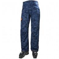 Helly Hansen Sogn Cargo skidbyxor, herr, graphite blue