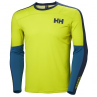 Helly Hansen Lifa Active Crew, herr, sweet lime
