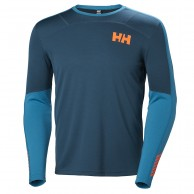 Helly Hansen Lifa Active Crew, herr, dark teal
