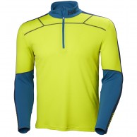 Helly Hansen Lifa Active 1/2 Zip, herr, sweet lime