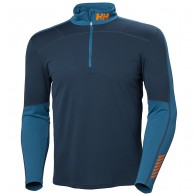 Helly Hansen Lifa Active 1/2 Zip, herr, dark teal