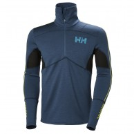 Helly Hansen Lifa Merino Hybrid Top, herr, dark teal