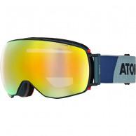 Atomic Revent Q, skidglasögon, blå