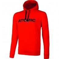 Atomic Alps Hoodie, herr, röd