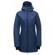 2117 of Sweden Eggby LS parkas, dam, navy