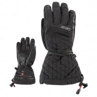 Lenz Heat Gloves 4.0, Starter set, dam, svart