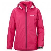 Didriksons Vivid Girl's Jacket, junior, warm ceris