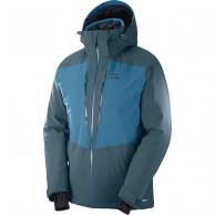 Salomon Icefrost JKT M, skidjacka, herr, moroccan blue