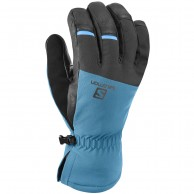 Salomon Propeller Dry skidhandskar, moroccan blue/black