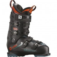 Salomon X PRO 120 pjäxa, herr, svart/blå/orange