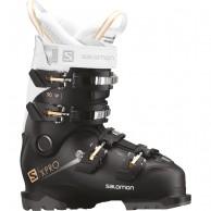 Salomon X PRO 90W, dam, svart/vit