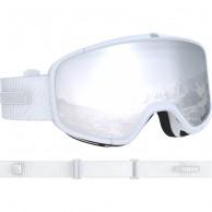 Salomon Four Seven, goggles, white