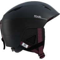 Salomon Pearl2+ skidhjälm, svart