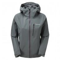 Montane Fleet Jacket, dam, grå