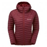 Montane Phoenix Jacket, dam, tibetan red
