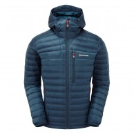 Montane Featherlite Down Jacket, herr, narwhal blue