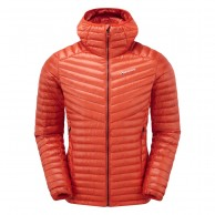 Montane Future Lite Hoodie, herr, orange