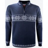 Kama Thor Merino Sweater, herr, navy