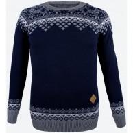 Kama Frigg Merino Sweater, dam, navy