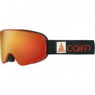 Cairn Polaris, Polarized skidglasögon, mat black